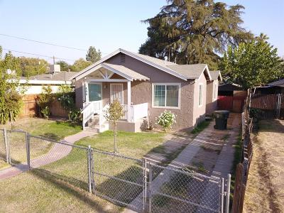 Madera Single Family Home For Sale: 808 E 5th Street