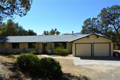 Oakhurst Single Family Home For Sale: 50322 Dovewood Lane