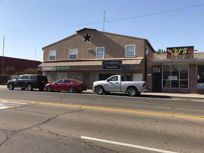 Reedley Commercial For Sale: 1349 I Street