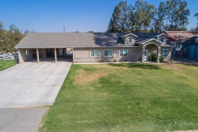 Hanford Single Family Home For Sale: 9391 13 1/2 Avenue