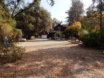 Oakhurst Single Family Home For Sale: 49816 Pierce Court