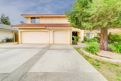 Madera Single Family Home For Sale: 3165 Tragon Street