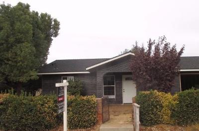 Madera Single Family Home For Sale: 617 S A Street