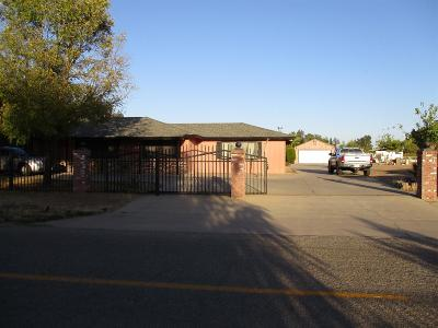 Madera Single Family Home For Sale: 16765 Tuolumne Street