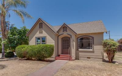 Kingsburg Single Family Home For Sale: 1433 Sierra Street