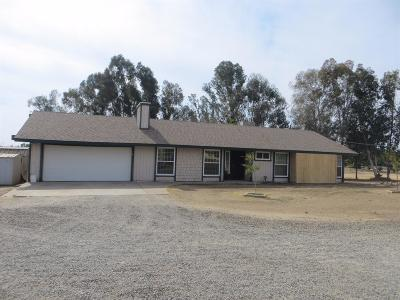 Madera Single Family Home For Sale: 36654 Blanca Avenue