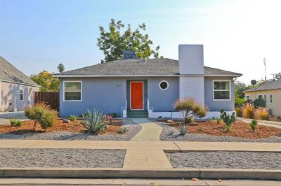 Single Family Home For Sale: 1522 N Adoline Avenue