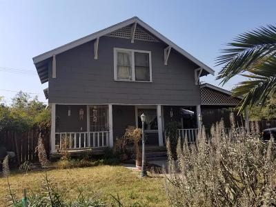 Tulare Single Family Home For Sale: 311 N D Street