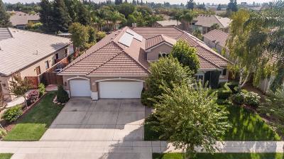 Clovis Single Family Home For Sale: 644 W Muncie Avenue