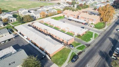 Fresno Multi Family Home For Sale: 2318 S Martin L King Jr Boulevard