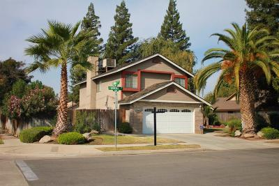 Fresno Single Family Home For Sale: 6411 N Vagedes Avenue