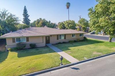 Madera Single Family Home For Sale: 124 Krest Street