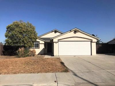 Selma CA Single Family Home For Sale: $237,000