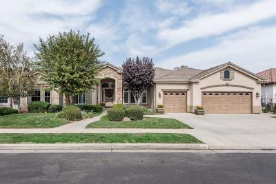 Clovis Single Family Home For Sale: 735 W Quincy Avenue
