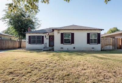 Single Family Home For Sale: 1415 N Farris Avenue