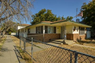 Clovis, Fresno, Sanger Multi Family Home For Sale: 3205 E Ventura Avenue