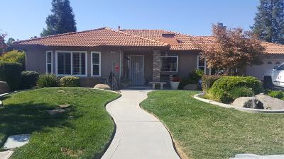 Madera Single Family Home For Sale: 2464 Frederick Court