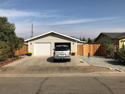 Dinuba Single Family Home For Sale: 1435 E Olive Way