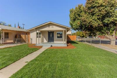 Fresno Single Family Home For Sale: 1447 E Cortland Avenue