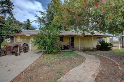 Merced County Single Family Home For Sale: 5790 Shaw Avenue