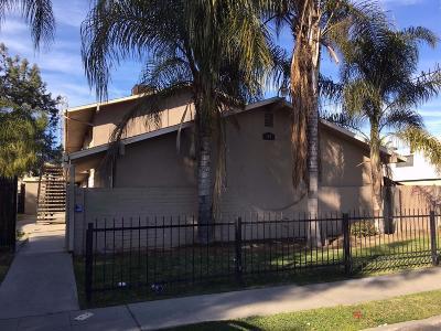 Clovis, Fresno, Sanger Multi Family Home For Sale: 41 E Dakota Avenue