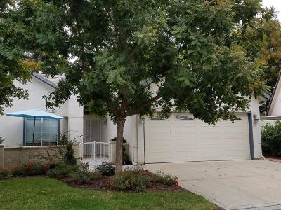 Kingsburg CA Condo/Townhouse For Sale: $287,000