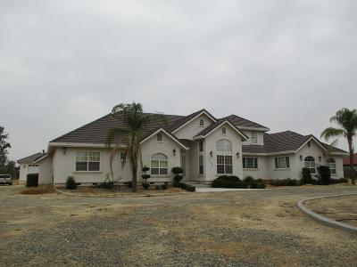Madera Single Family Home For Sale: 17156 Karen Road