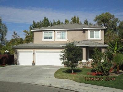 Fresno CA Single Family Home For Sale: $349,000