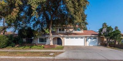 Fresno CA Single Family Home For Sale: $315,500