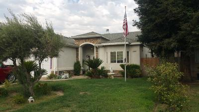 Selma CA Single Family Home For Sale: $245,000
