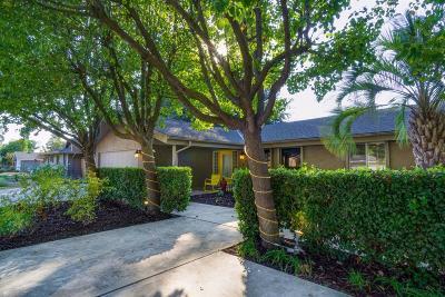 Fresno Single Family Home For Sale: 6711 N Pleasant Avenue