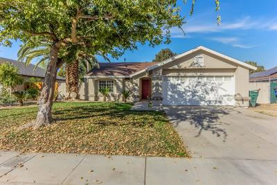 Reedley CA Single Family Home For Sale: $215,000