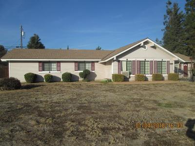 Madera Single Family Home For Sale: 36639 Avenue 12