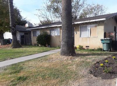 Sanger Single Family Home For Sale: 919 Faller Avenue