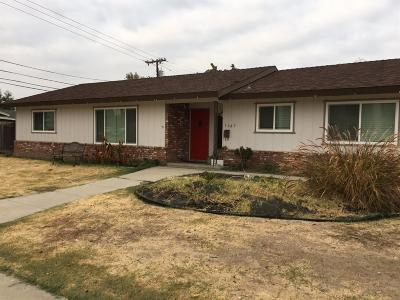 Selma, Kingsburg Single Family Home For Sale: 3665 McCall Avenue