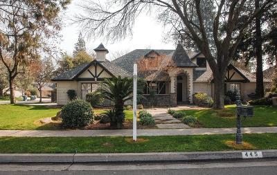 Single Family Home For Sale: 445 E Cole Avenue