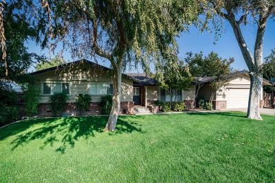 Fresno Single Family Home For Sale: 1680 W San Madele Avenue