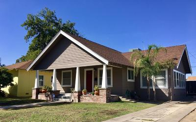 Single Family Home For Sale: 1361 N Farris Avenue