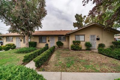 Clovis, Fresno, Sanger Multi Family Home For Sale: 2535 N 1st Street