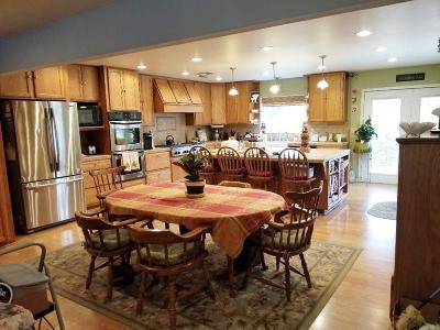 Squaw Valley CA Single Family Home For Sale: $475,000
