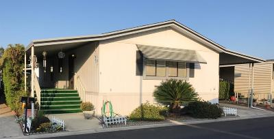 Dinuba Mobile/Manufactured For Sale: 581 N Crawford #139