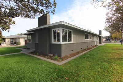 Fresno CA Single Family Home Sold: $215,900