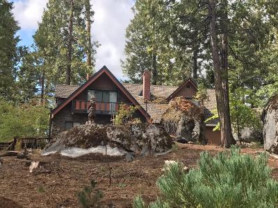 Shaver Lake CA Single Family Home For Sale: $499,900