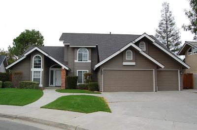 Fresno Single Family Home For Sale: 408 E Swallow Court