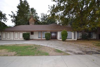 Fresno Single Family Home For Sale: 5040 E Butler Avenue