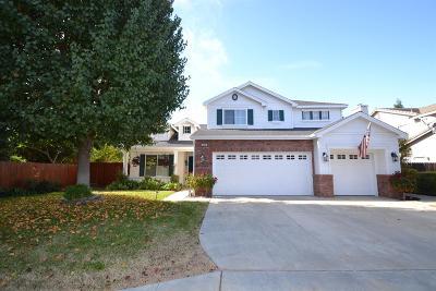Clovis Single Family Home For Sale: 868 N Ash Avenue