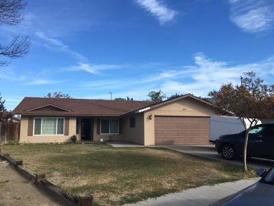 Kerman Single Family Home For Sale: 14516 Palm Court