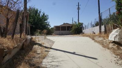 Reedley CA Single Family Home For Sale: $72,500