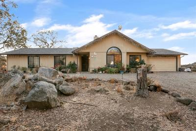 Squaw Valley CA Single Family Home For Sale: $260,000