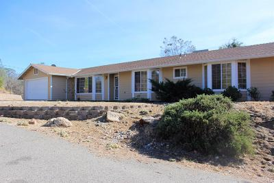 Madera County Single Family Home For Sale: 41124 Long Hollow Drive